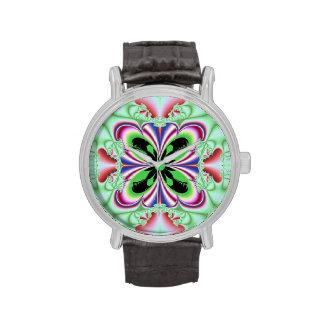 fractal frecuencia intermedia 236 reloj de mano