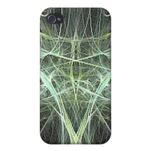 fractal frecuencia intermedia 270 iPhone 4/4S carcasa