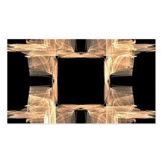 fractal frecuencia intermedia 281 tarjeta de visita