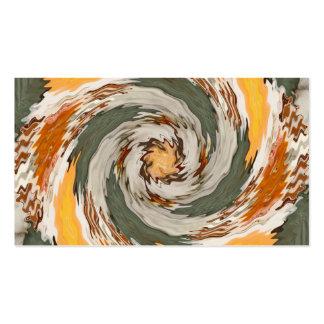 fractal frecuencia intermedia 624 tarjeta de visita