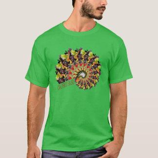 Fractal Fruit Salad T-Shirt