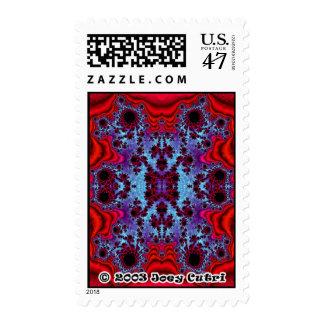 Fractal FS~12 Postage Stamp (Medium)