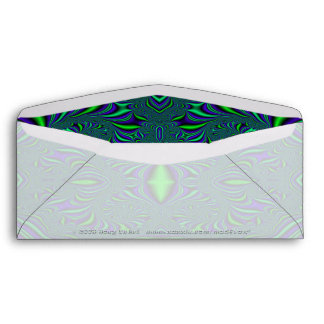 Fractal FS~21 Custom No. 10 Envelope