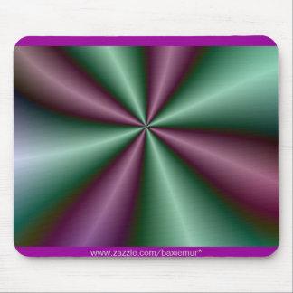 Fractal Fun 8 Mouse Pad