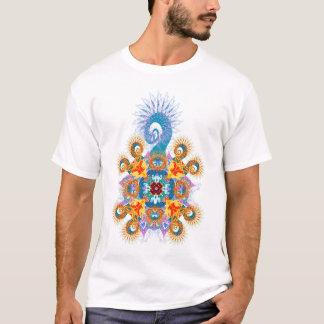 Fractal Ganesh Light T-Shirt