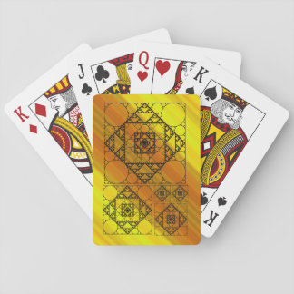 Fractal Geometry Classic Playing Cards
