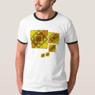 Fractal Geometry Men's Light Shirt