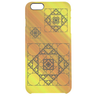 Fractal Geometry Uncommon iPhone Case Uncommon Clearly™ Deflector iPhone 6 Plus Case