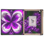 Fractal Glass 1 DODO iPad Folio Cases