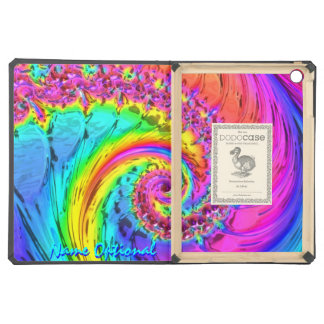 Fractal Glass 6 Cover For iPad Air