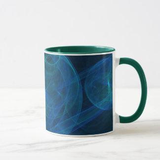 """""""Fractal Globe"""" Mug"""
