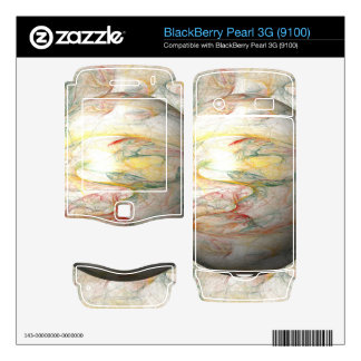Fractal Globe Decals For BlackBerry