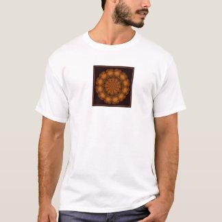 Fractal (Golden Medallion-I) Men's T-Shirt