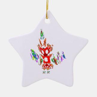 Fractal - Gombay Dancer Ornaments