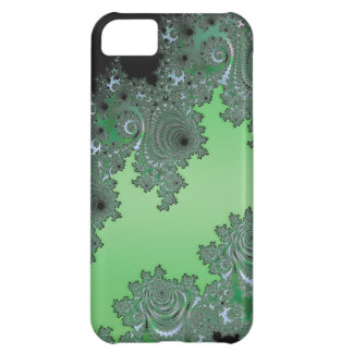 Fractal Green Dream Decor Cover For iPhone 5C