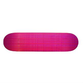 Fractal Grid Skateboard