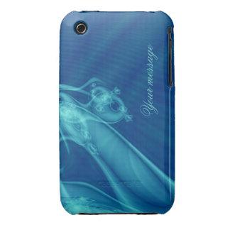 "Fractal ""Guardian Angel"" iPhone 3G/3Gs Case iPhone 3 Case"