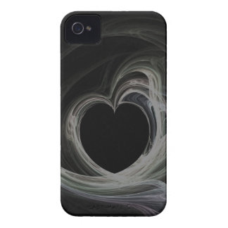Fractal Heart Art Blackberry Bold Covers