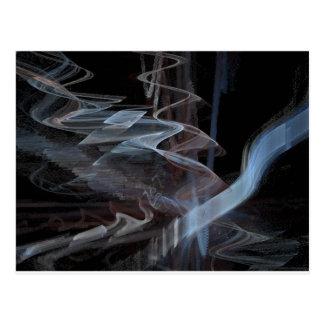 fractal images postcard