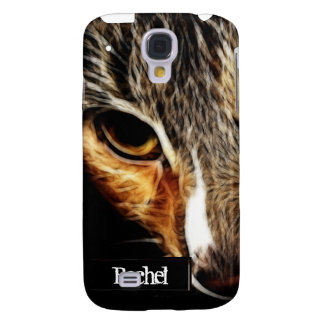 Fractal iPhone3G de la cara del gatito