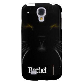 Fractal iPhone3G del gato negro