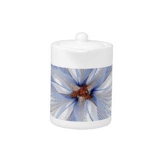 Fractal Is A Flower Teapot