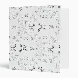 Fractal-ized Music Butterfly Binder