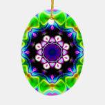 Fractal.jpg Ornamento Para Arbol De Navidad