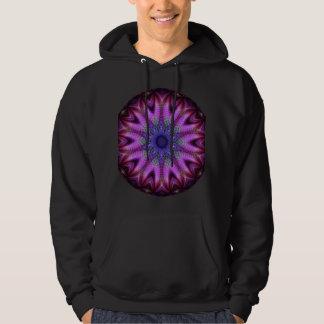 Fractal Kaleidoscope Hoodie