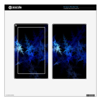 Fractal Kindle Fire Decal