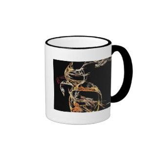 Fractal Kitty Coffee Mug