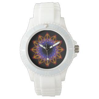 Fractal Lacy Pattern Watch