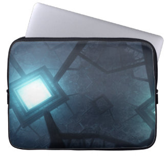 Fractal Laptop Computer Sleeve