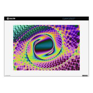 Fractal Laptop Skin For Mac & Pc