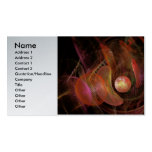Fractal - Life Origins Double-Sided Standard Business Cards (Pack Of 100)