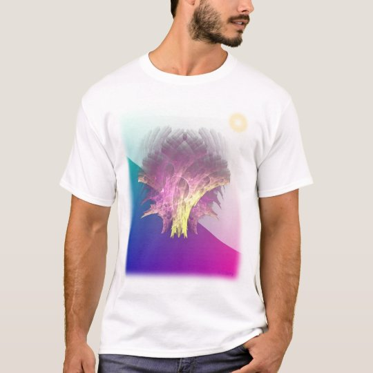 Fractal Life Tree T-Shirt