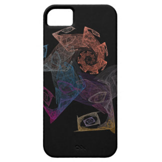 Fractal Lion abstract art iPhone 5 Case