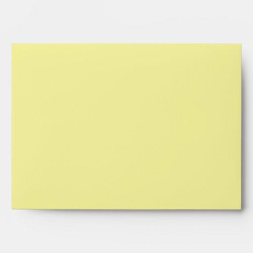 Fractal loco amarillo sobres