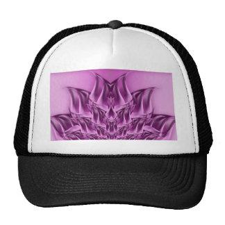 Fractal Lotus Flower Abstract Trucker Hat