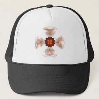 Fractal Maltese Cross Hat