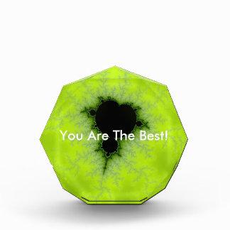 Fractal Mandelbrot Green Award