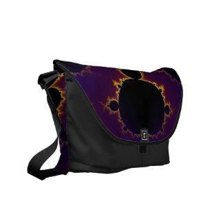 Fractal Mandelbrot Messenger Bag