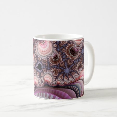 Fractal Mandelbrot New World Coffee Mug