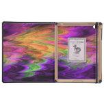 Fractal marble 4-1 DODO iPad Folio Cases