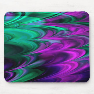 Fractal Marble 4-2 Mouse Pad