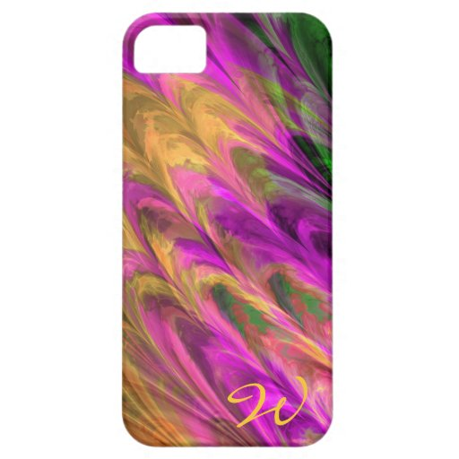 Fractal Marble 4-3 Speck Case iPhone 5 Cover