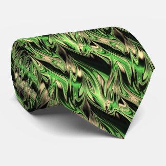 Fractal Marble 6-3 Tie
