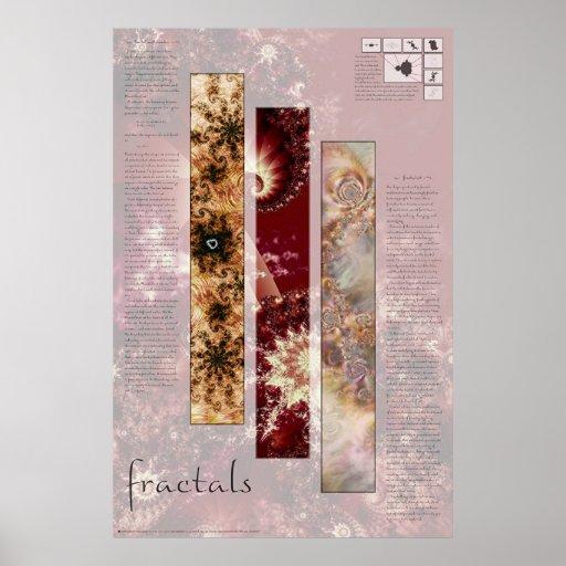 Fractal Math & Art Posters