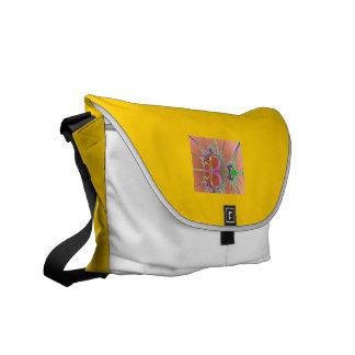 Fractal Messenger Bag
