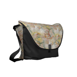 Fractal Messenger Bags